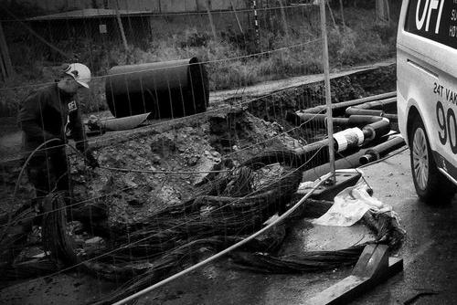 Høytrykksspyling - Oslo Follo Industri As