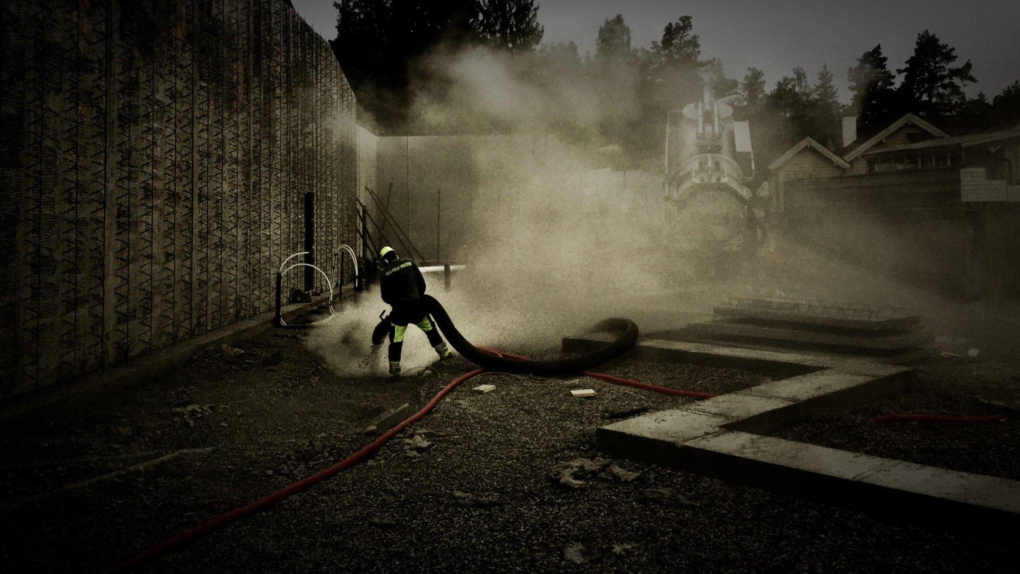 oslo-follo-industri-slamsuging-tett-kloakk-oslo-avlop-høytrykksspyling